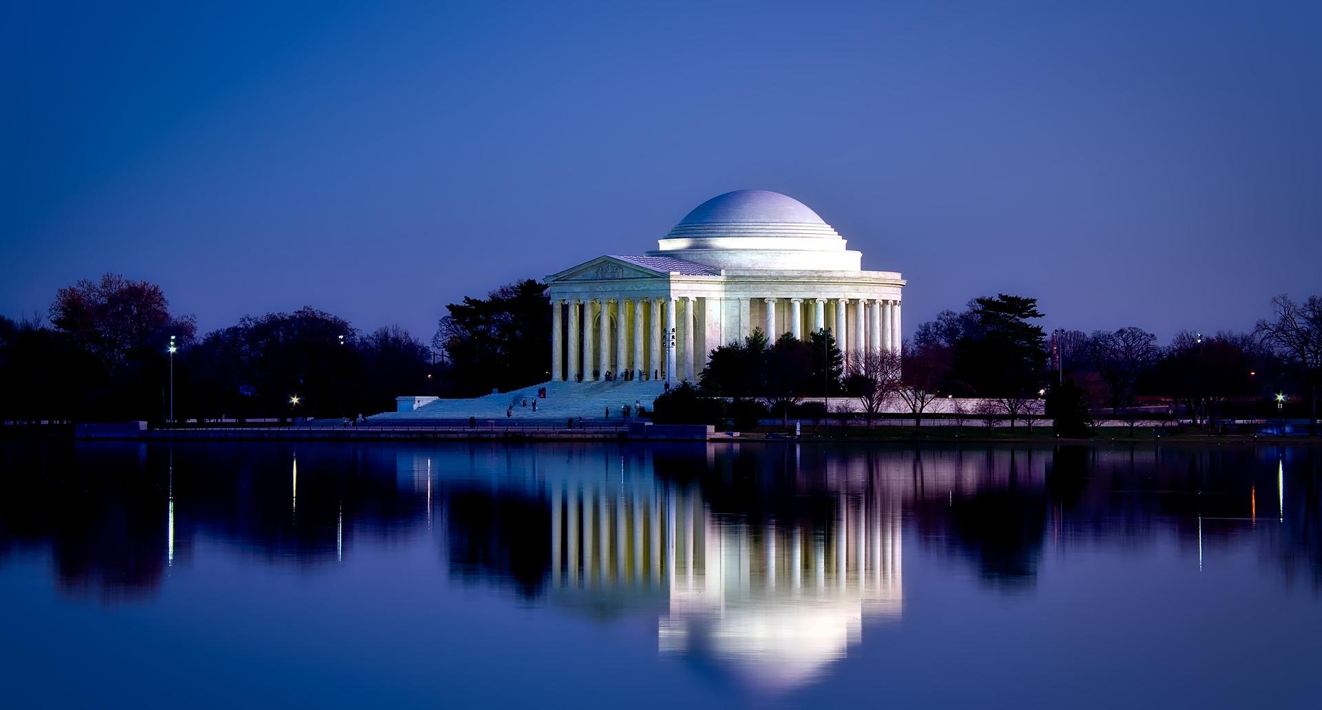 Thomas Jefferson Memorial, Washington, DC