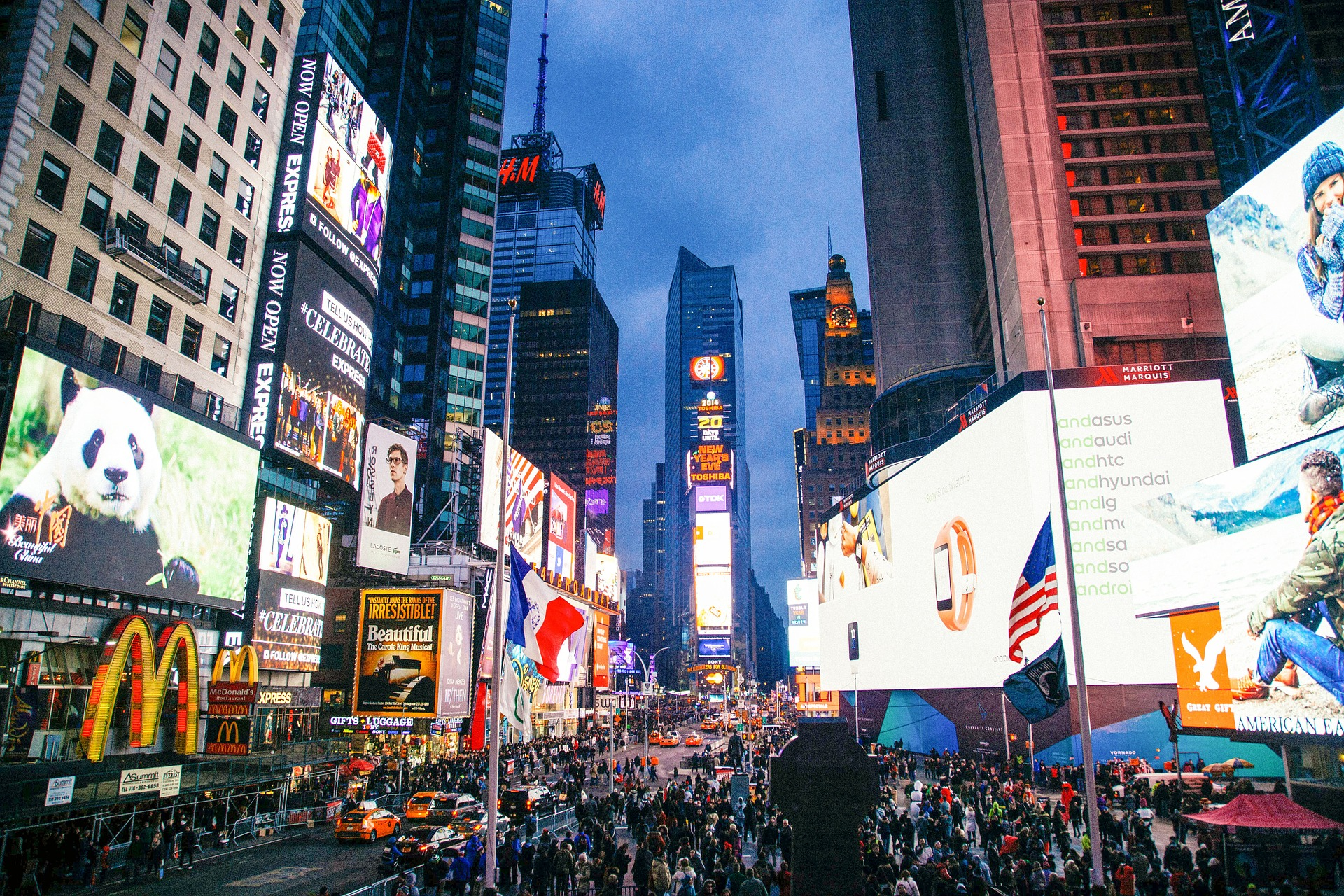Time Square, New York City, USA