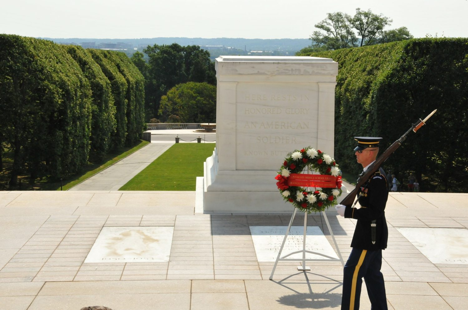 Tomb of the Unknowns, Washington, D.C.