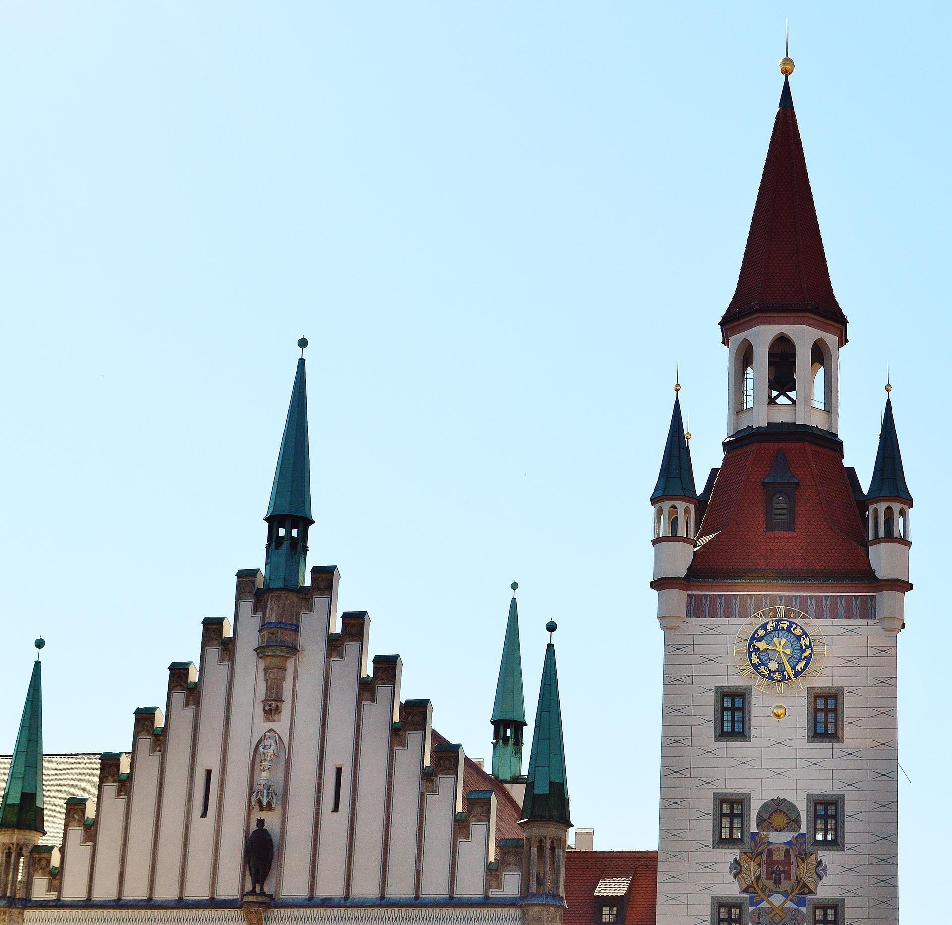 Toy Museum (Spielzeugmuseum im Alten Rathausturm), Munich, Germany