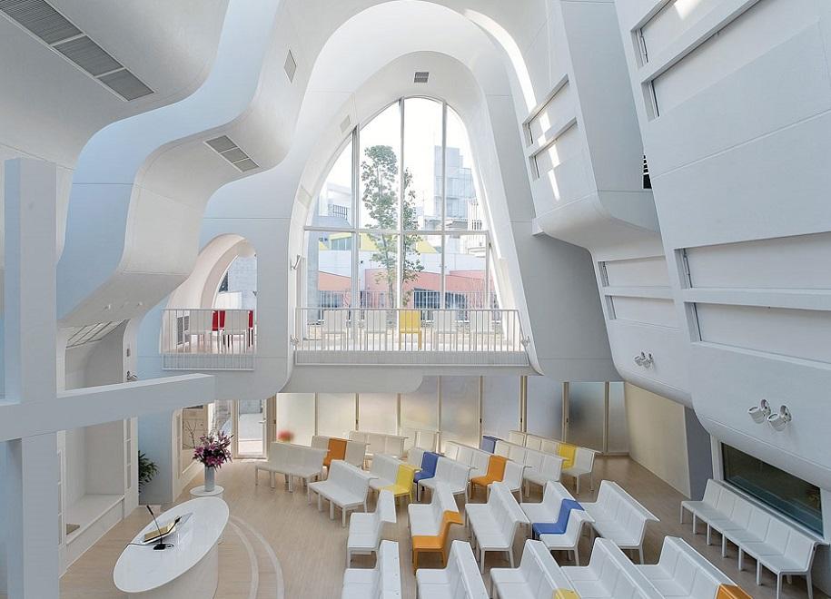 UCCJ Harajuku Church, Japan