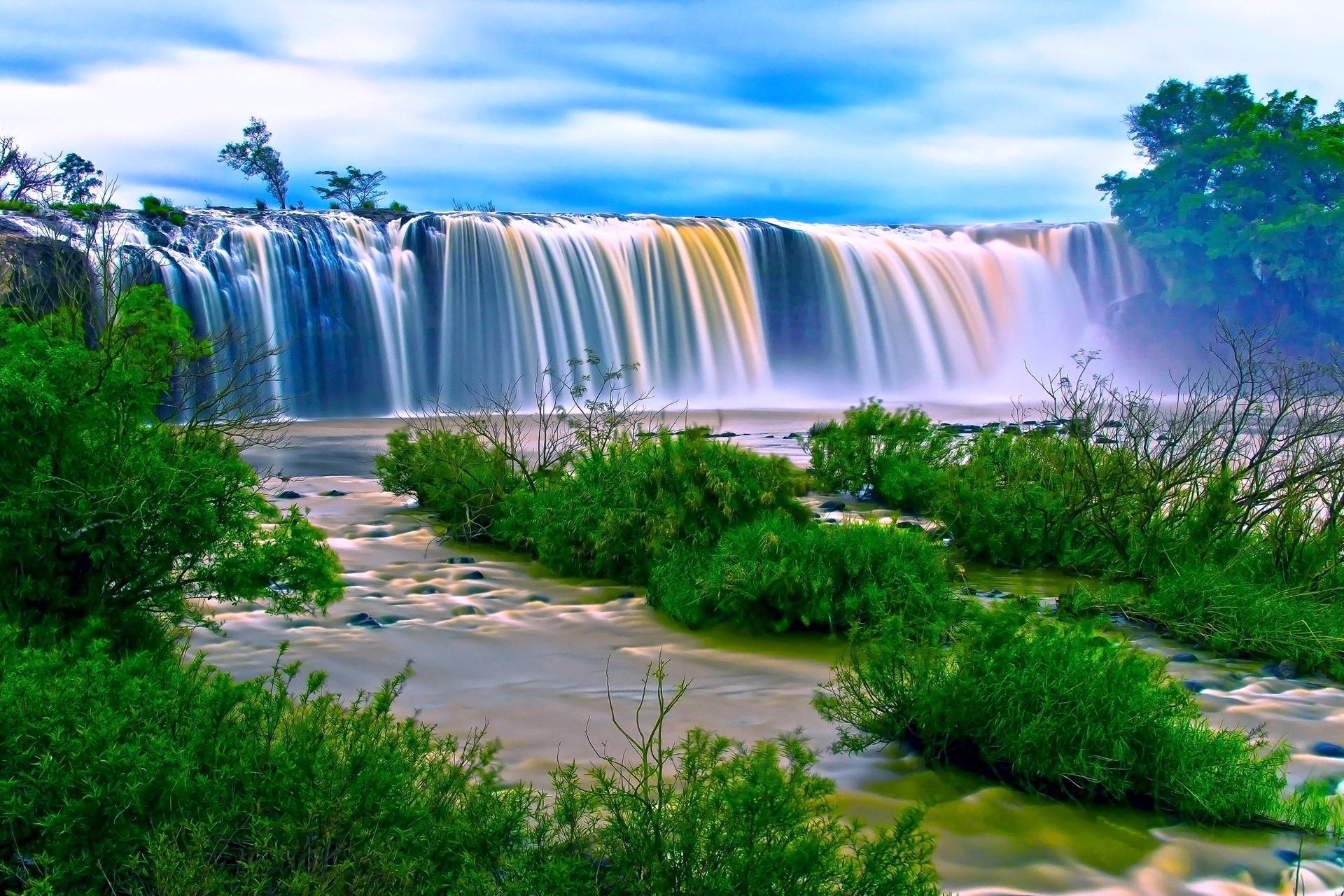Waterfall, Thác Dray Nur, Buon Ma Thuot, Daklak, Vietnam