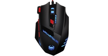 AMIR USB Wired Optical High Precision Gaming Mouse