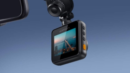 Full HD Wide angle Dash Camera with Super Night Vision