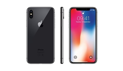 Apple iPhone X –  Unlocked, 5.8-Inch and 256GB Storage