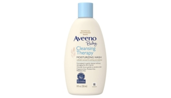 Aveeno Baby Cleansing Therapy Moisturizing Wash