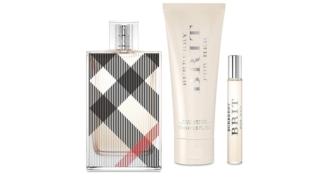 Burberry Brit for Women Eau de Parfum Gift Set