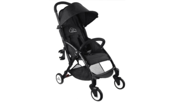 Dual-Brake Portable Light Weight Travel Baby Stroller