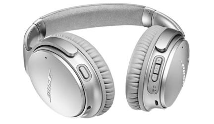 Bose QuietComfort Noise Cancelling Wireless Headphones