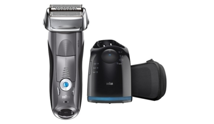 Braun Series 7 Men's Electric Foil Shaver With Travel Case