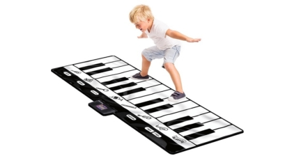 24-Keys Click n' Play Gigantic Keyboard Play Mat