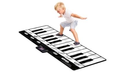 24-Keys Click n' Play Gigantic Keyboard Play Mat