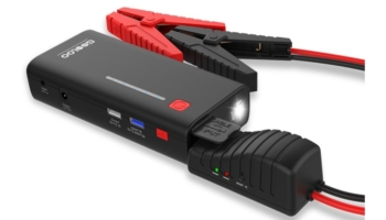 Super Safe Car Jump Starter with USB Quick Charge