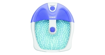 Conair Pedicure Spa with Vibration With Toe-touch Control