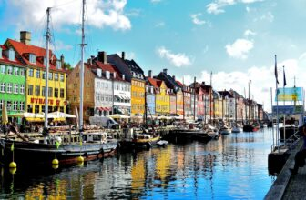 Top 10 Things To Do In  Copenhagen, Denmark