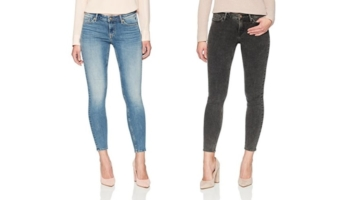 Denim Bloom Women's Low Rise Super Skinny Power Stretch Jeans
