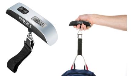 Etekcity Digital Hanging Luggage Scale with Temperature Sensor