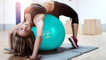 The Mantra Sports and Exercise BodyBall