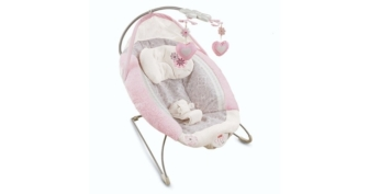Fisher-Price My Little Sweetie Deluxe Bouncer