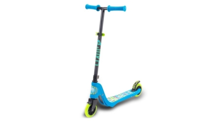 Aero 2-Wheel Kick Scooter For Kids With Light Up Wheels