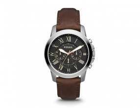 Fossil Men's Grant Stainless Steel Watch