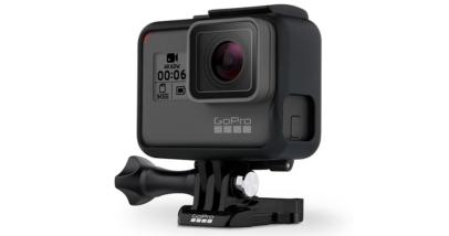 Best Selling Action Camera – GoPro HERO6 Black