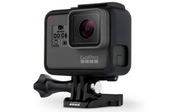 Best Selling Action Camera – GoPro HERO6 Black