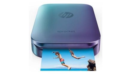 Print Social Media With HP Sprocket Portable Photo Printer