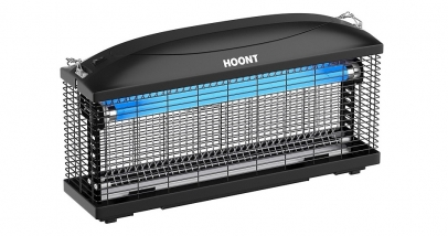 Hoont Powerful Electric Indoor Bug Zapper and Fly Killer
