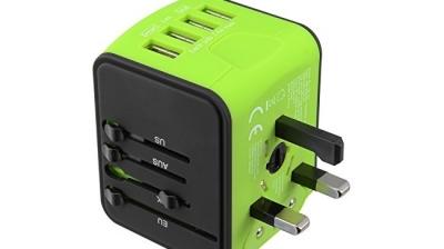 The 10 Best International Power Travel Adapters