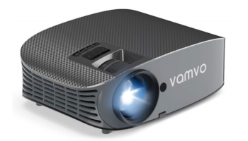 LCD Home Theater Video Projector for Home Cinema, Party and Games
