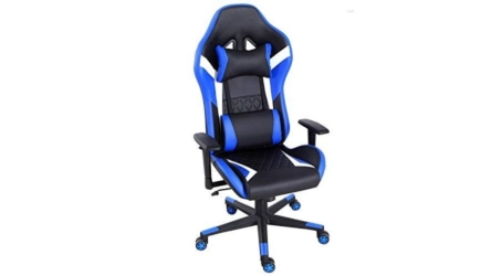 High-Back Office Racing Style Gaming Chair with Lumbar Support