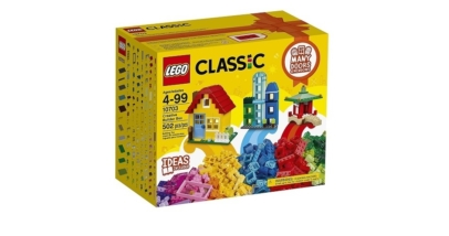 LEGO Classic Creative Builder Box For Ages 4-99