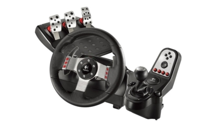 Logitech G27 Racing Wheel – A Simulator-Grade Racing Wheel