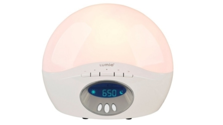 Lumie Body Clock Active 250 With Alarm Clock and FM Radio