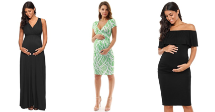 30 Best Selling Elegant and comfortable Maternity Dresses