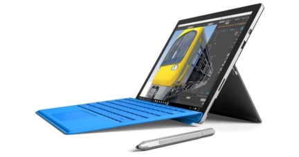 Microsoft Surface Pro 4 With Intel Core i5, 4GB RAM, 128GB