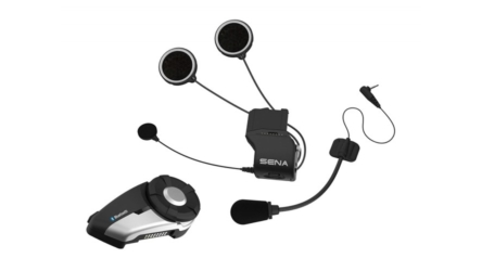 Motorcycle Bluetooth 4.1 System with HD Audio and Noise Control