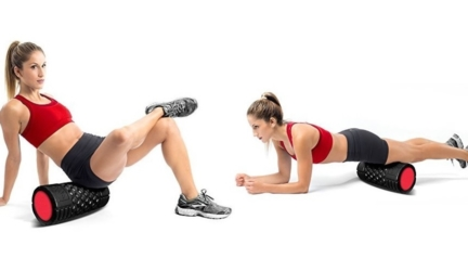 Naturo Fitness Foam Roller For Sports Massage