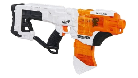 Have A Blast With Nerf Doomlands Impact Zone Desolator