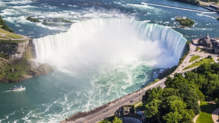 Top 10 Attractions in The United States of America