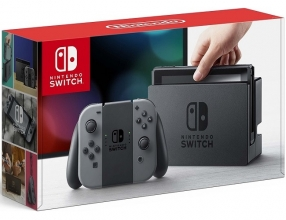 Check Out The Nintendo Switch Gaming Console