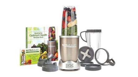NutriBullet Pro – 13 pc Blender, Mixer & Food Processor
