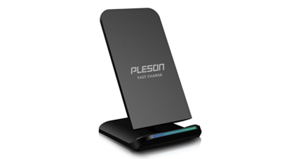 PLESON Fast Wireless Charger – Fast Charging Pad