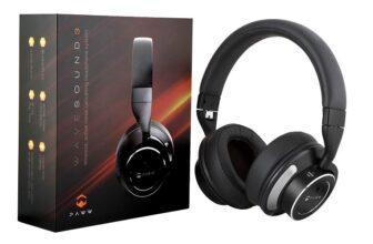 Paww WaveSound 3 Bluetooth Headphones