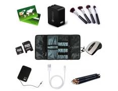 ProCase Travel Gear Organizer Electronics Accessories Bag