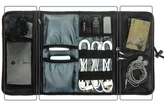 ProCase Travel Gear Organizer Electronics Accessories Bag