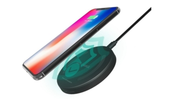 RAVPower QI Fast Wireless Charging Pad For Smartphones