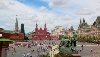 Top 7 Attractions In Moscow, Russia