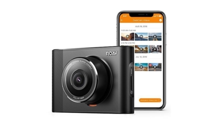 Roav Dash Cam Recorder with Sony Exmor 323 Sensor